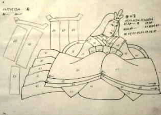 Japan Oshie Art