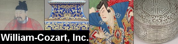 Japanese Chinese Korean Antiques at William-Cozart