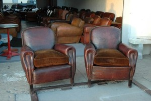 Superior Vintage Club Chairs