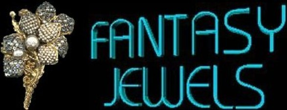 Vintage Costume Jewelry presented by Fantasy Jewels