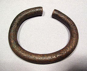 Celtic Warrior Bronze Armlet Torque Hallstatt Culture 1