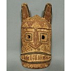 Antique African Wooden Mask Mali