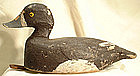 ANTIQUE HAND CARVED DUCK DECOY, 19TH CENTURY