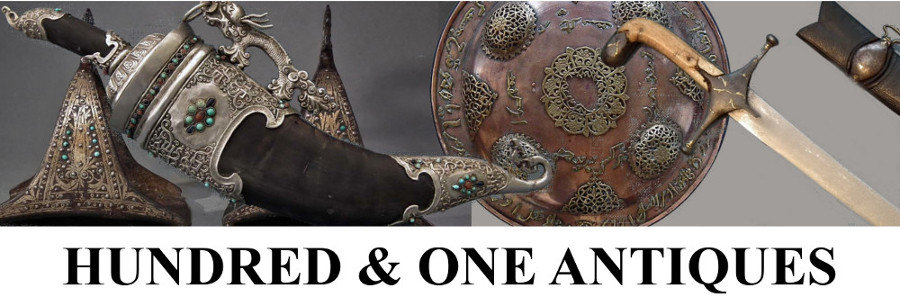 Antique Swords and Daggers, Antique Pistols and Guns, Antiquities and Pre Columbian Art
