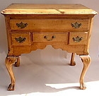 Philadelphia Tiger Maple low boy 18th century
