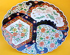 Japanese Imari Porcelain center bowl platter