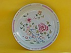Chinese Export Famille rose large bowl  c.1790