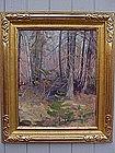 George Gardner Symons American Impressionist landscape