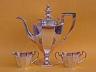 Gorham Sterling Silver Tea Set