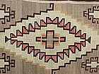 Fine Antique Navajo Rug Andy Warhol Collection