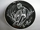 Art Pottery Studio Anna Aboriginal Wall Plaque - c1965