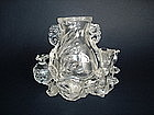 18th Century Chinese Rock Crystal Sculpture