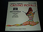 Rare 1966 Casino Royale Sound Track LP