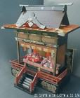 Old Japanese Hina Dolls House #1
