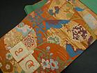 antique Japanese Kesa, Priest's Robe, Ouhi #1