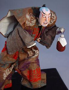 Antique Takeda Doll -  item # 987738