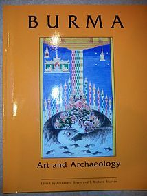 Reference Book:  Burma, Art and Archaeology