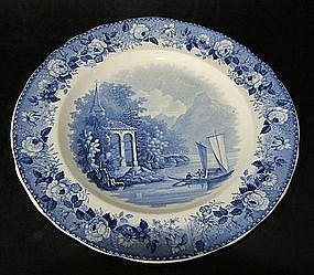 R�rstrand plate around 1830