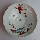Kakiemon Bijin-zu Lotus Form Bowl Late Edo