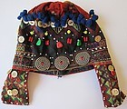A child's cap from Indus Kohistan, Pakistan