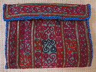 A beaded Pashtun purse from southern Afghanistan