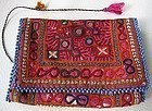A finely embroidered wallet from Afghanistan