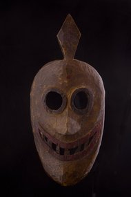 Mask from Himalaya , Nepal