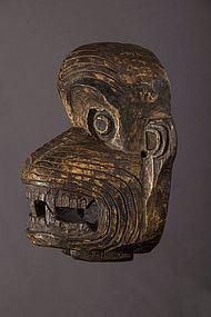 Aranuchal Praddesh mask, Himalaya, India