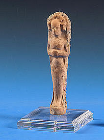 "Mesopotamian ""Babylonian"" Figurine , 2000 BC."