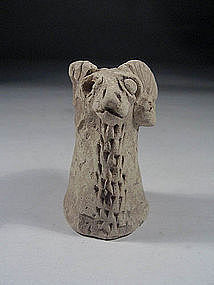 Mesopotamian �Babylonian� Head of a Ram, 1800-1500 BC.