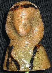 Egyptian 3rd Int. Pd. Faience Ushabti!