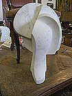 Marble Sculpture in the style of Brancusi