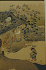 POLYCHROME WOODBLOCK BY TOSA MITSUOKI