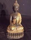 2-TONE AMITABHA/SHAKYAMUNI SINO TIBETAN BUDDHA