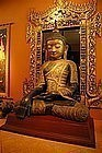Very Large & rare Buddha, Stunning piece, eye catcher!!