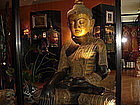 Very Large rare Lacquer Buddha Figure, Shan State-Burma