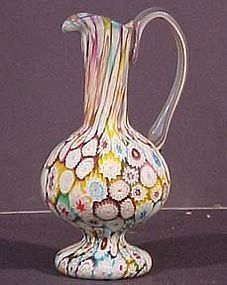 Millifiore Mini Ewer, colored handle