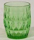 Jeannette Windsor Diamond Green 3.75