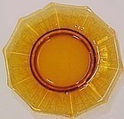 Cambridge Amber Cleo Etched 8