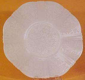 """MacBeth-Evans American Sweetheart 11"""" Chop Plate"""