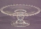 Imperial Candlewick Cheese Compote 5.75