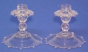 Cambridge Priscilla Single Candlesticks