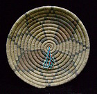 Hopi Coiled Geometric Tray