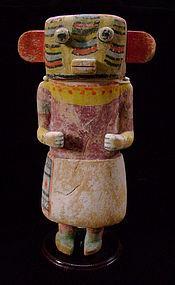 Hopi Hólolo Kachina Doll