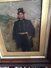 American Civil War Portrait of Union General 1860