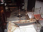 Handmade Ship Model-Schooner-ca  1900