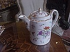 Large Porcelain Teapot--German-19th Century
