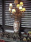 French Louis XVth Style Candelabra