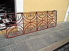 Puerto Rican Iron Wrought  Iron Gate  1910