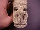 Teotihucan Limestone Cement Quetzalcoatl